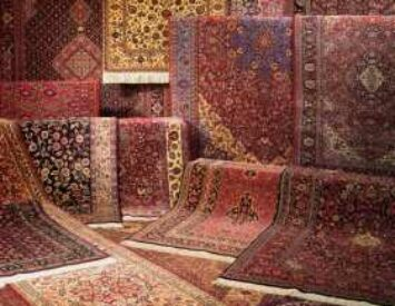 We do wool, silk, sisal, and jute.